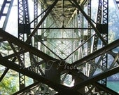 Reserved for TwigandPalletteStudio - Bridge Supports at Deception Pass