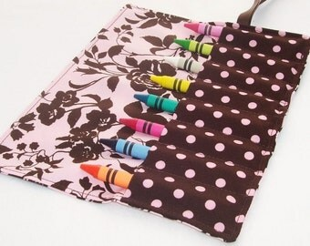 Crayon Roll - DOLCE MIA Crayon Roll Up