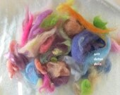 1.75oz wool for needle felt and soft sculpture-more then 30 colors
