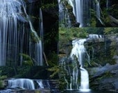 Four Card Water Fall Set 2