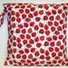 Large Wet Bag - Wet Bag - 17 X 17 - Urban Zoologie Ladybugs