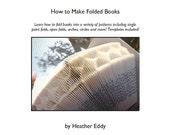 Basic Folded Book Tutorial