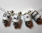 Read Me a Book Necklace - SALE