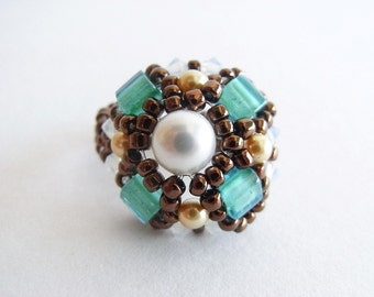 Dome Ring Tutorial TWR035
