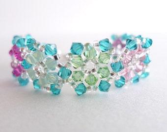 Floral Spring Bracelet TWR069