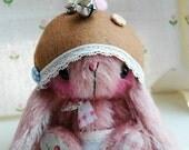 TOOTI Japanese anime bunny rabbit pattern and complete kit by Jenny Lee of jennylovesbenny artist bears