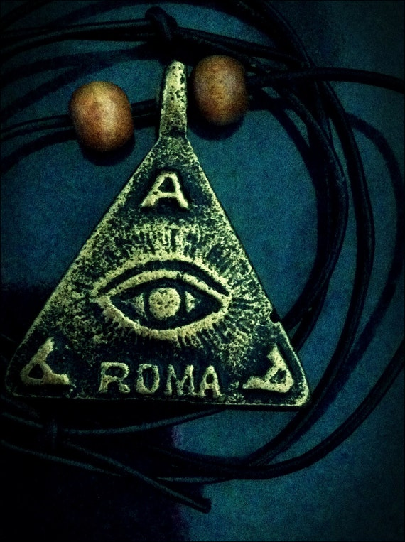 EYE of GOD talisman amulet pendant medallion medal Anting Anting Agimat Philippines