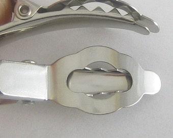 Alligator Hair Clip Teeth 1 1/4 Inch 30mm (25) 21019