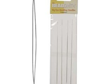 Big Eye Needles Beading (Set Of 4) - Easy To Thread  44983