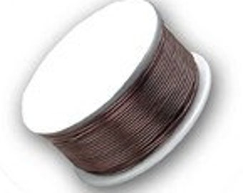 18 Gauge Artistic Wire Beading GUNMETAL Wrapping 4 yds 12ft 42725