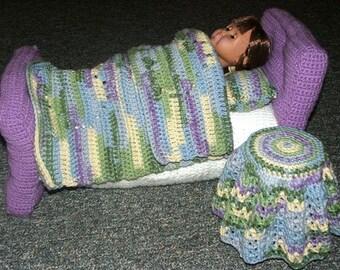 Crochet Pattern-AG Boudoir