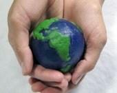 GLOBAL WARMING Soap - 3 LAYERS - VEGAN