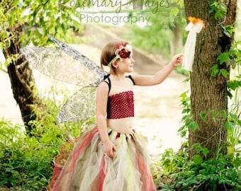 Luna Bella Woodland Fairy Tutu