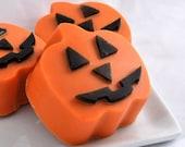 Pumpkin Soap - Set of 2 soaps