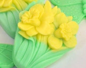 Daffodil Soap - Beautiful Decorative Flower Soap