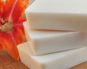 Island Coconut Soap - Handmade Soap, Homemade Soap