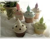 Cupcake Ceramic Nightlight Price is for One