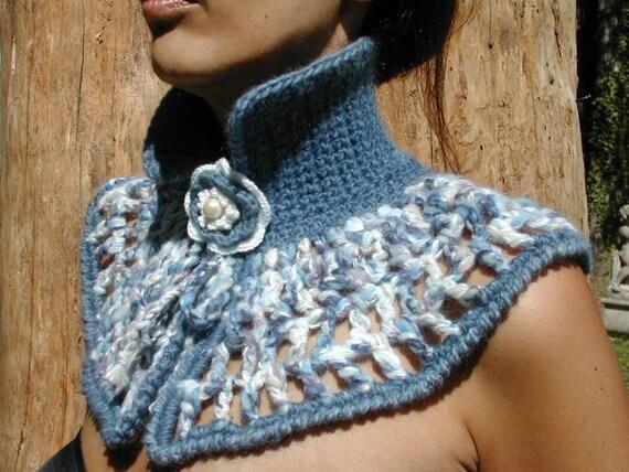 CLOUDS  -  collar\/neckwarmer