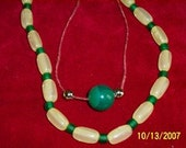 Jolly Green Necklace