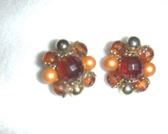 Bhau jewels earrings -Vintage