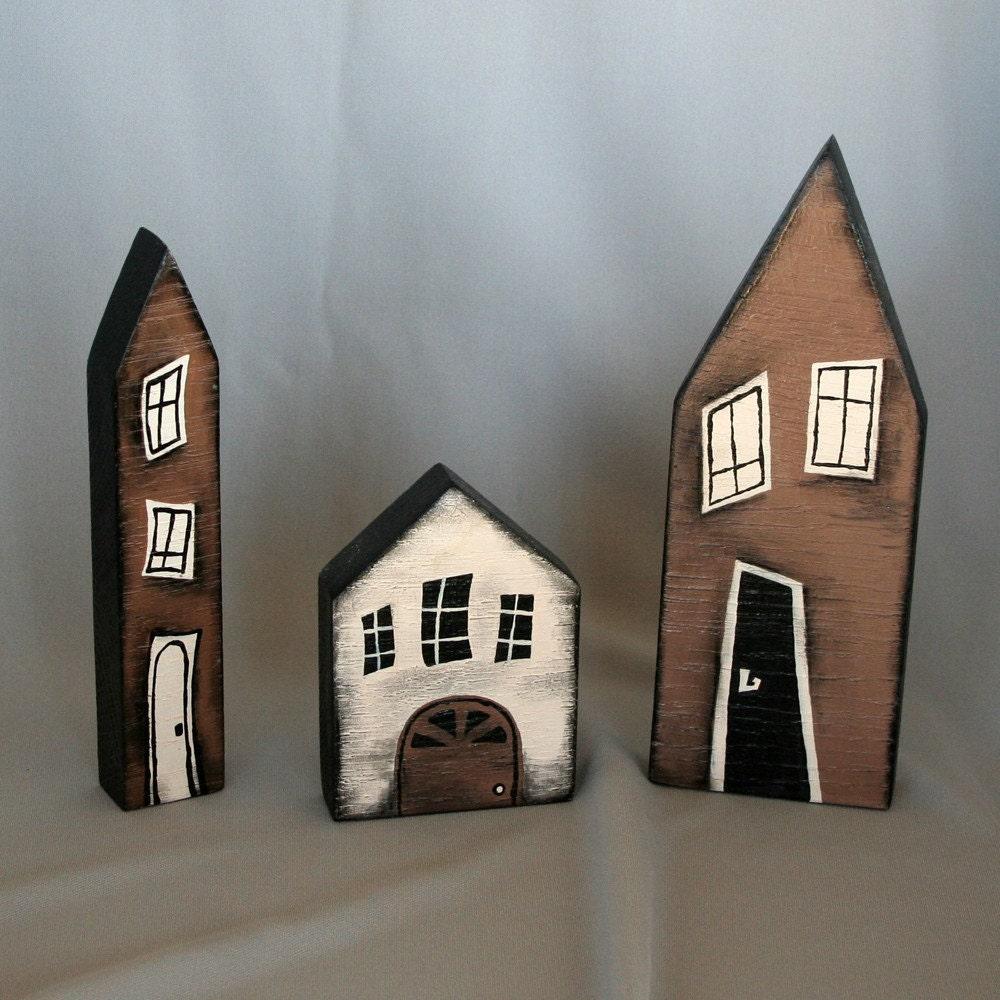 kleine holzh user set. Black Bedroom Furniture Sets. Home Design Ideas