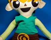 Link (reserved for Lady Meghera)