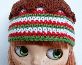 SALE Blythe Hat Signorina Italiana Cupcake