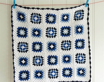 Blanket Blue Delft