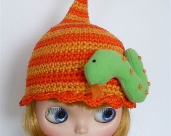 SALE Blythe Hat Sssnakey Ssssurprise