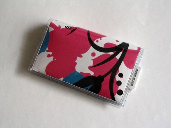 Quick Snap Card Holder - Sublime Splatter