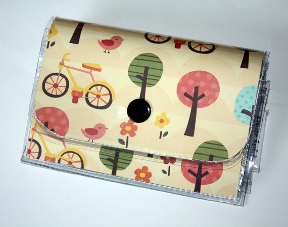 Accordion Wallet - Playtime