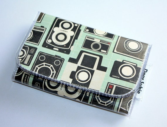Trifold Wallet - Charming