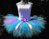 "Design Your Own Pixie Tutu - For Teens Pre-teens or Adults - Custom SEWN tutu - up to 20"" long"