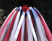 "Design Your Own Tutu - Custom Sewn Adult Pre-teen Teen Tutu - up to 36"" long - For Birthdays, Photo Shoots, Halloween"