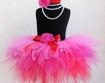 Baby Tutu - Sewn Infant Toddler Pixie Tutu - Design Your Own Custom Sewn 12'' 3 Tiered Color Layered Pixie Tutu - newborn up to 2T