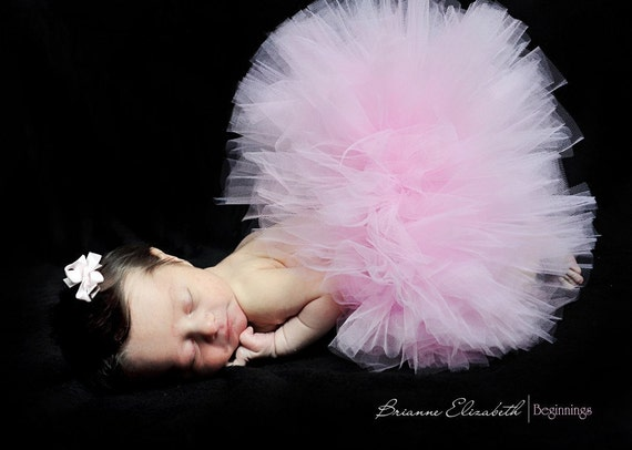 Design Your Own Infant Tutu - Custom Sewn Tutu - sizes newborn up to 12 months - Perfect for Portraits, 1st Birthdays and Baby Shower Gifts