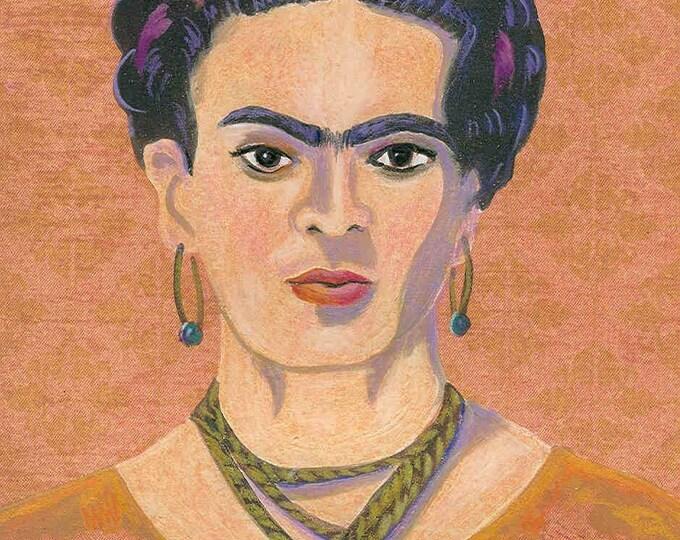 Frida Kahlo ala Lolo
