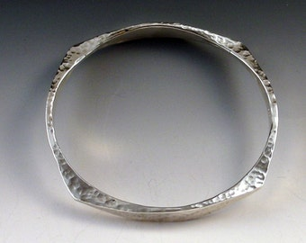 The Octabangle Bracelet sterling silver