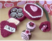 Valentine Treats...PDF Pattern