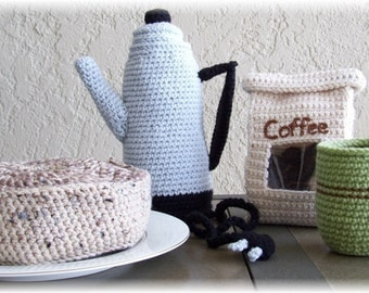 Coffee Break...PDF Pattern