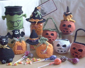 Haunted Fun  PDF Crochet Pattern