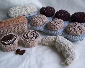 Banana Bread...PDF Crochet Pattern
