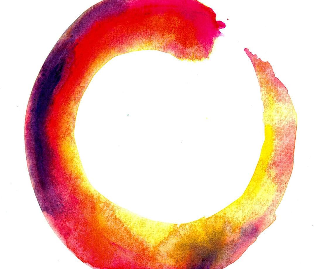 Zen Circle No. 11 Orig...