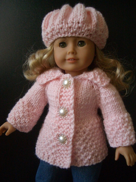 knitting doll instructions video