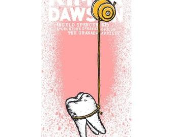 kimya dawson concert poster