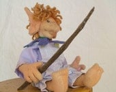 Blynken, fishing pixie, limited edition