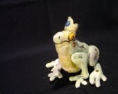 Frog Prince Pattern, PDF, digital download