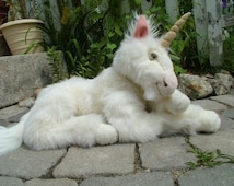 Brandywine,  sewing pattern for jointed unicorn PDF