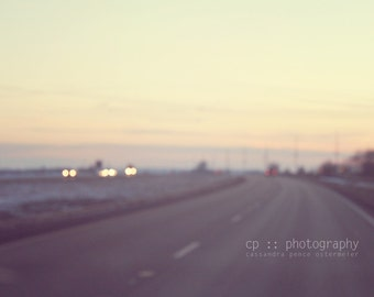 on the road again (2) - limited edition photograph