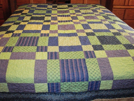 queen sized quilt-price reduced